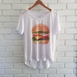 ⭐️ Hamburger tee